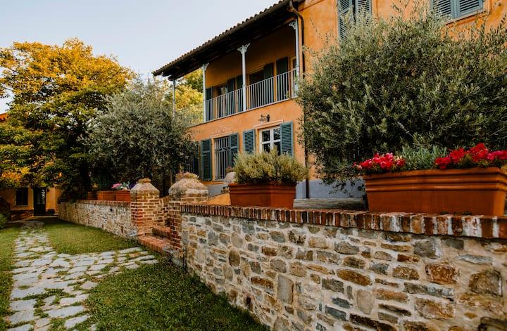 Villa Coste di Monforte