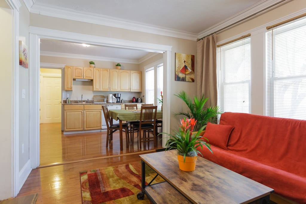 Sunny Two Bedroom Condo Apartments For Rent In Boston