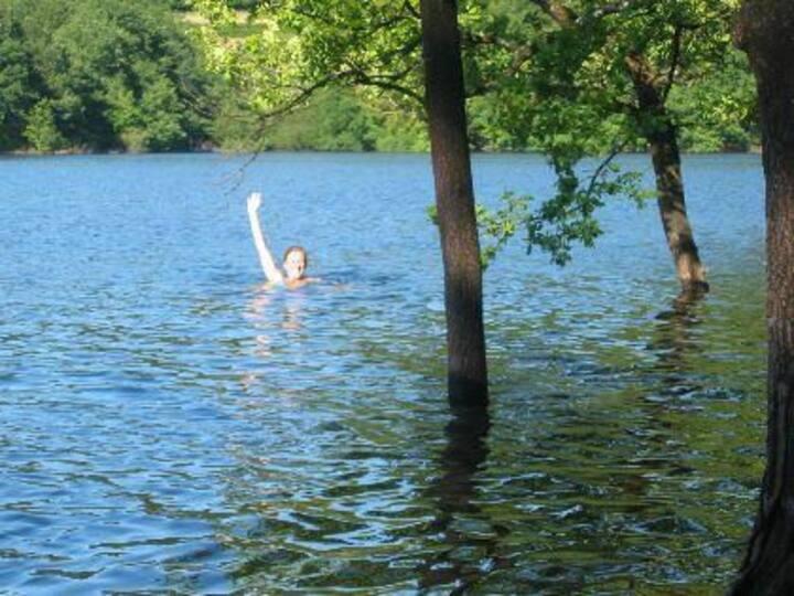 Chalets petits paradis lac de Pannecière du morvan