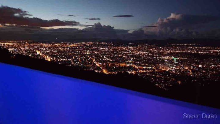 Breathtaking View in Bogota/ Long Stay Discount