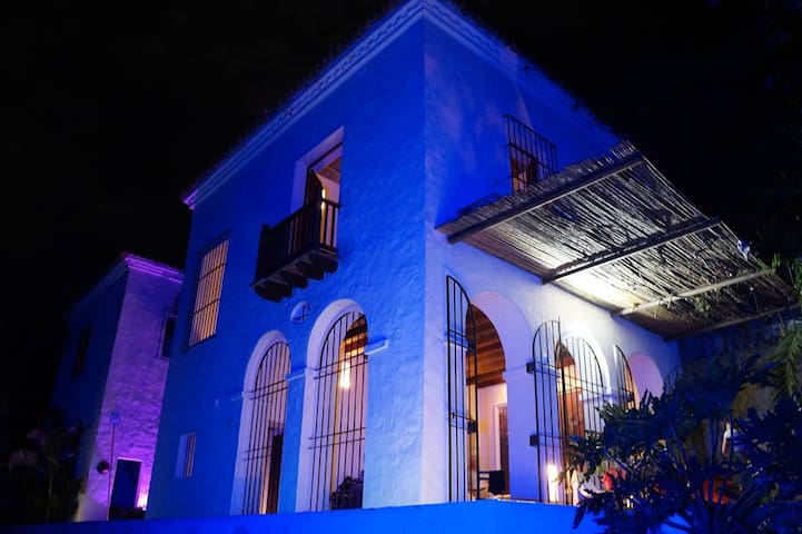 Casa colonial La Corona de Navarra