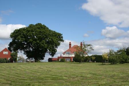 The Coach House. Ledbury, Herefordshire - Herefordshire