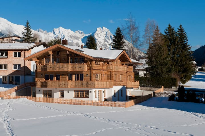 Alexandra: 112830 - Saint Anton am Arlberg - วิลล่า