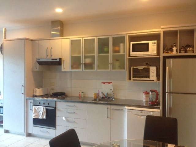 Quiet room close to town - New Plymouth - Apartamento