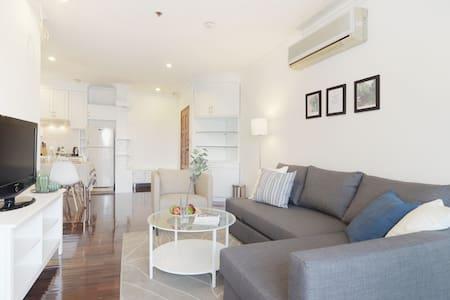 GD7两间卧室Siam水門市場百貨MBK - Bangkok - Apartment