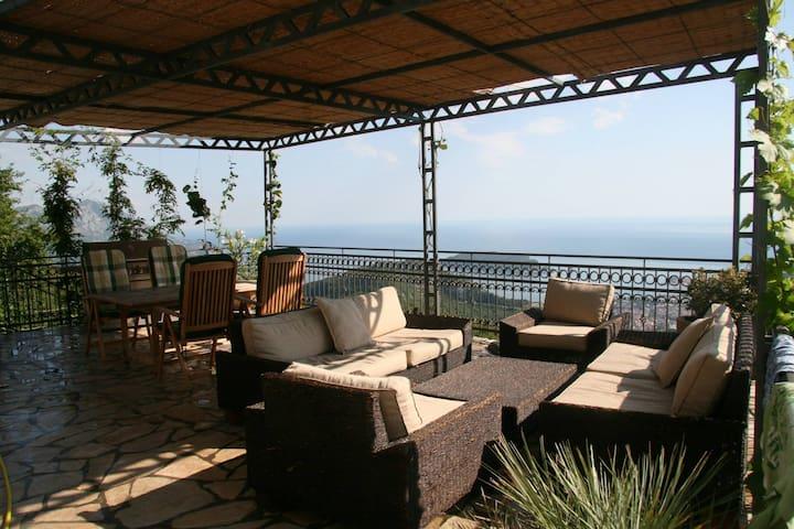 Villa Alme: Luxury villa/private pool/sea view - Budva - Vila