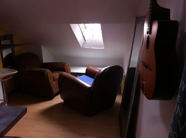 Studio, plein centre, vieille ville, ANNECY