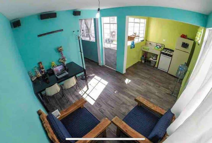Cómodo Apartamento en Puebla