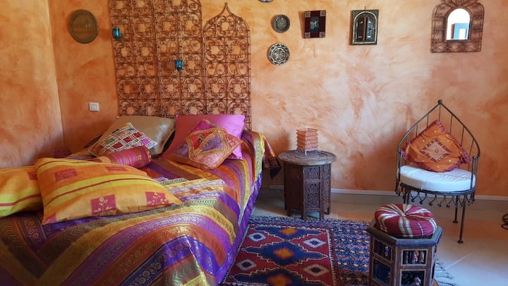 Moorish room located in the house of josepha