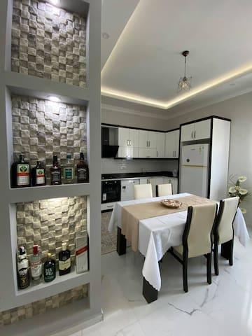 Kalkan Yeşilköy 1+1 apartment