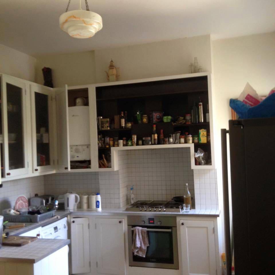 A Kitchen!