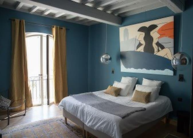 2 chambres dans magnifique maison historique