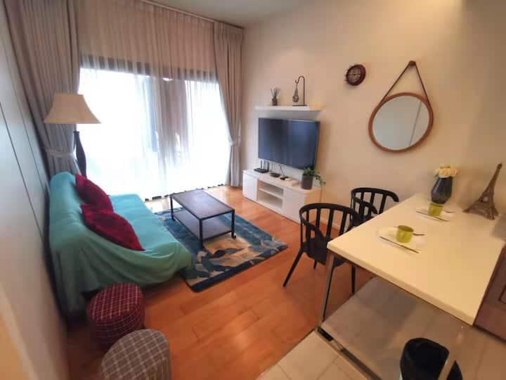 Circle Living prototype condominium