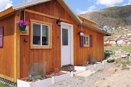 Yellowstone's Treasure Cabin #6 in Gardiner, MT