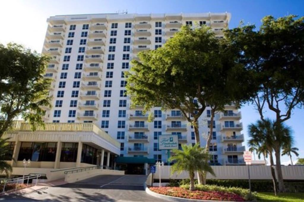 Fort Laud Beach Resort 350 For A Week Aug 25 1 Resorts For Rent In Fort Lauderdale