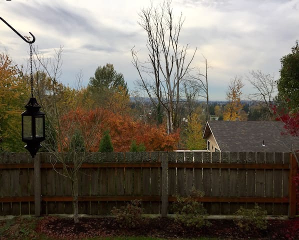 Overlooking the Valley ! - Puyallup - Other