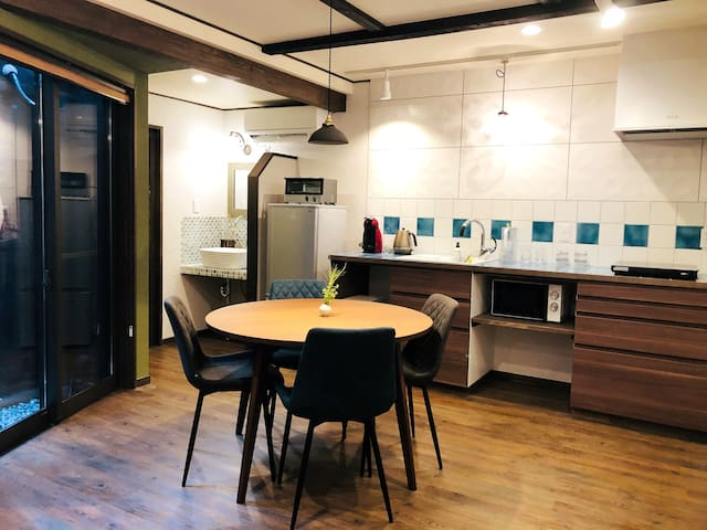 Expo Cottage Fune with Free Bicycles /89㎡ (958ft²)