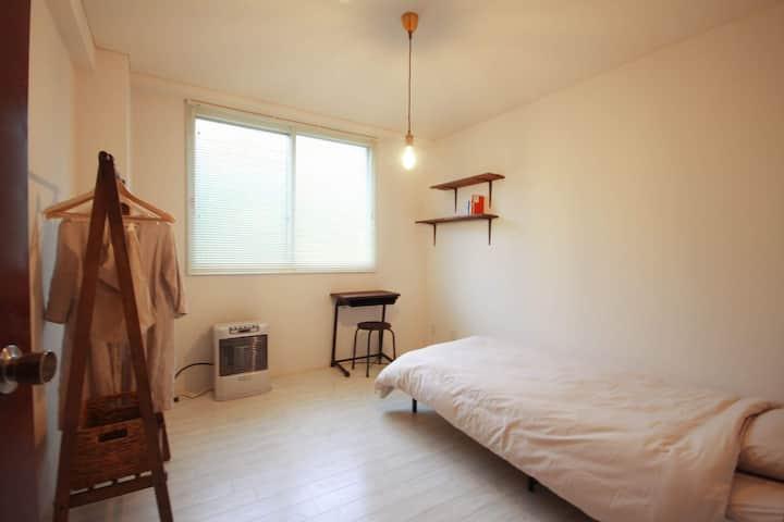 トリノス 307 シェアハウス用31泊から滞在可