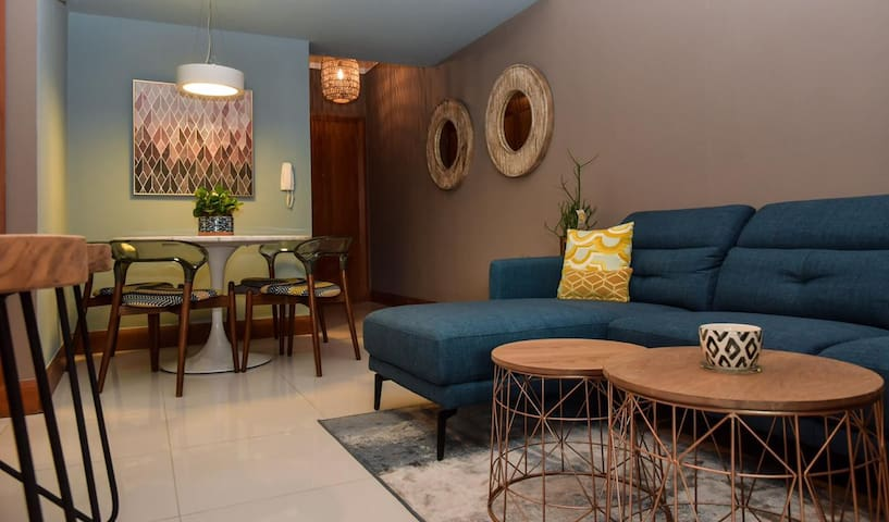 Great downtown upscale contemporary apartment