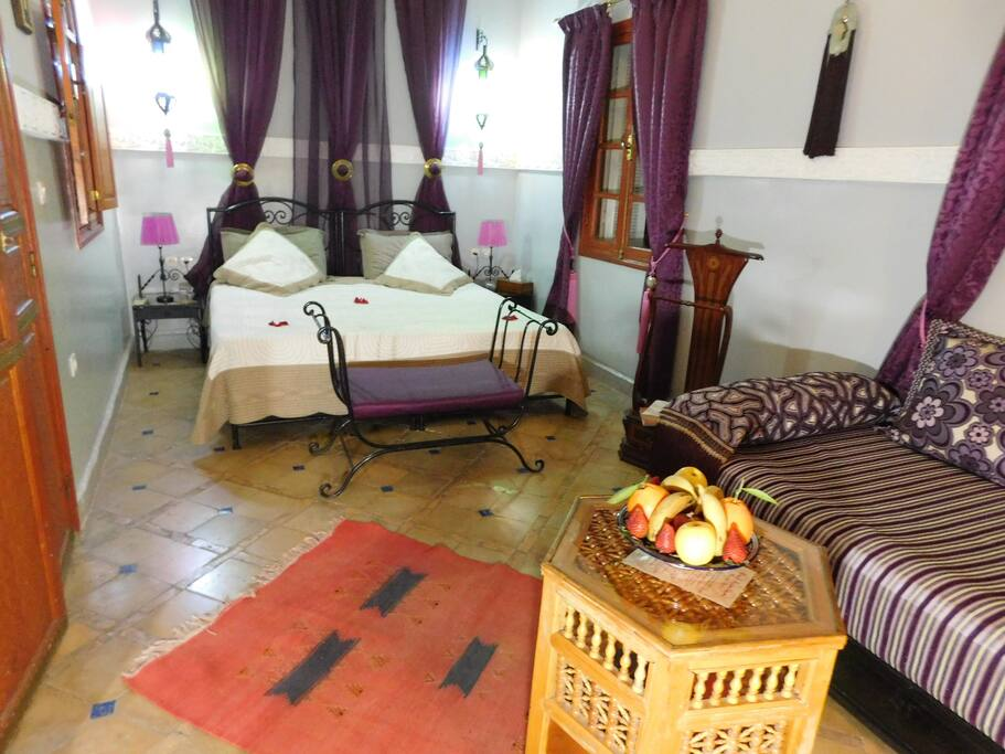 Chambre Kasbah