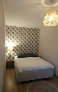 2 chambres privées dans maison de ville à Ecouché