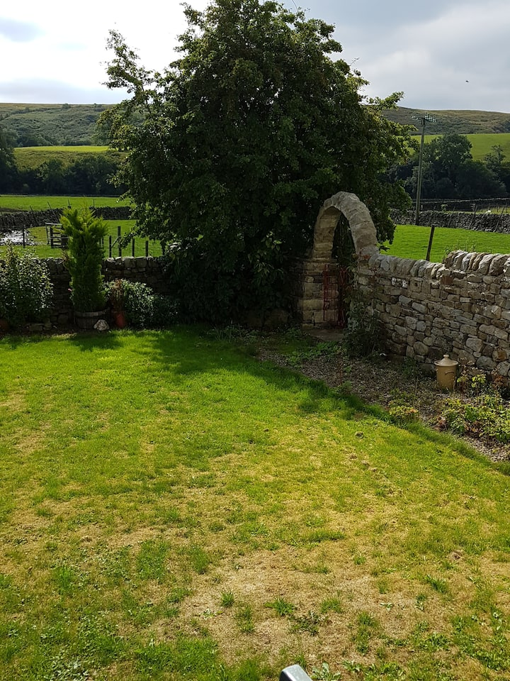 Teesdale home with fantastic views