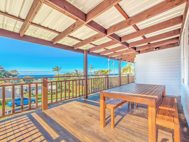 Sunrise View Holiday Home Thirroul