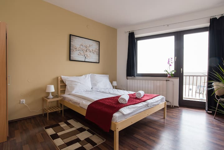 Zen House - double room with balcony - Budapeszt - Dom