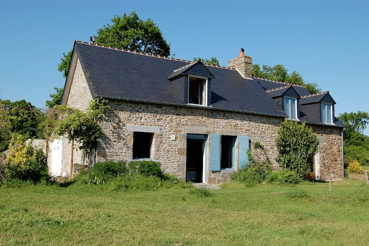 Nice property on one of the most beautiful places in Bretagne.