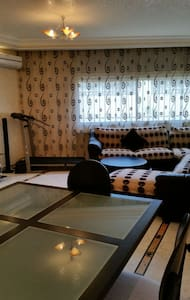 App. S+2ch., 101 m2 haut standing - Tunis, Tunis, TN