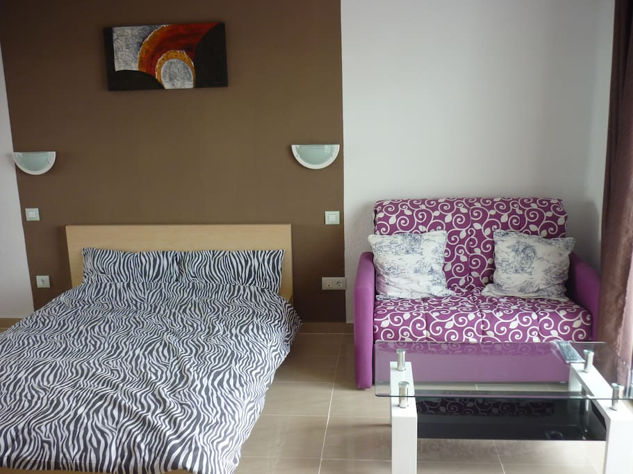 double and sofa bed