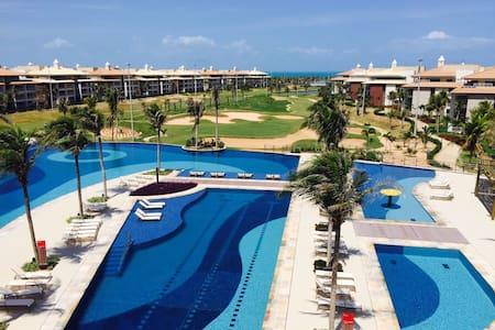 Golfville Resort Porto das Dunas próx Beach Park 1