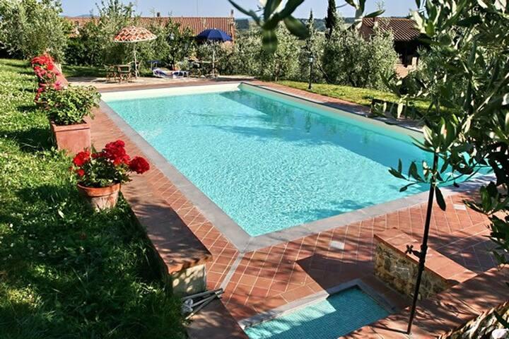 Villa Oliveta a San Gimignano