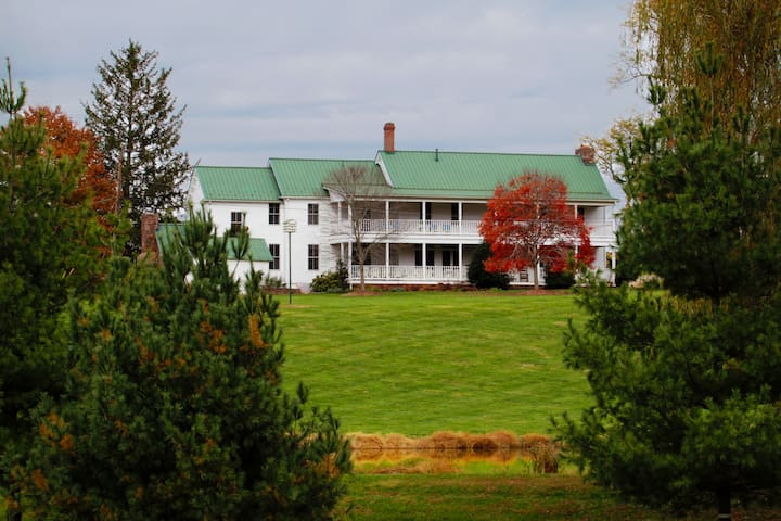 Madison Fields Farmhouse - Dickerson - Maison