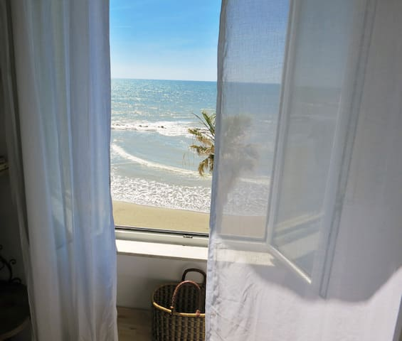 "BluMarine, stay on the beach and ""in"" the sea! - Anzio - Appartement"
