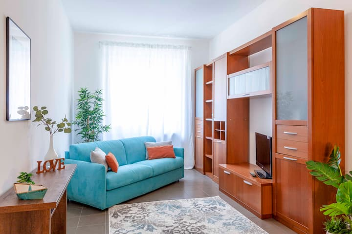 Apartment with terrace in Sesto San Giovanni
