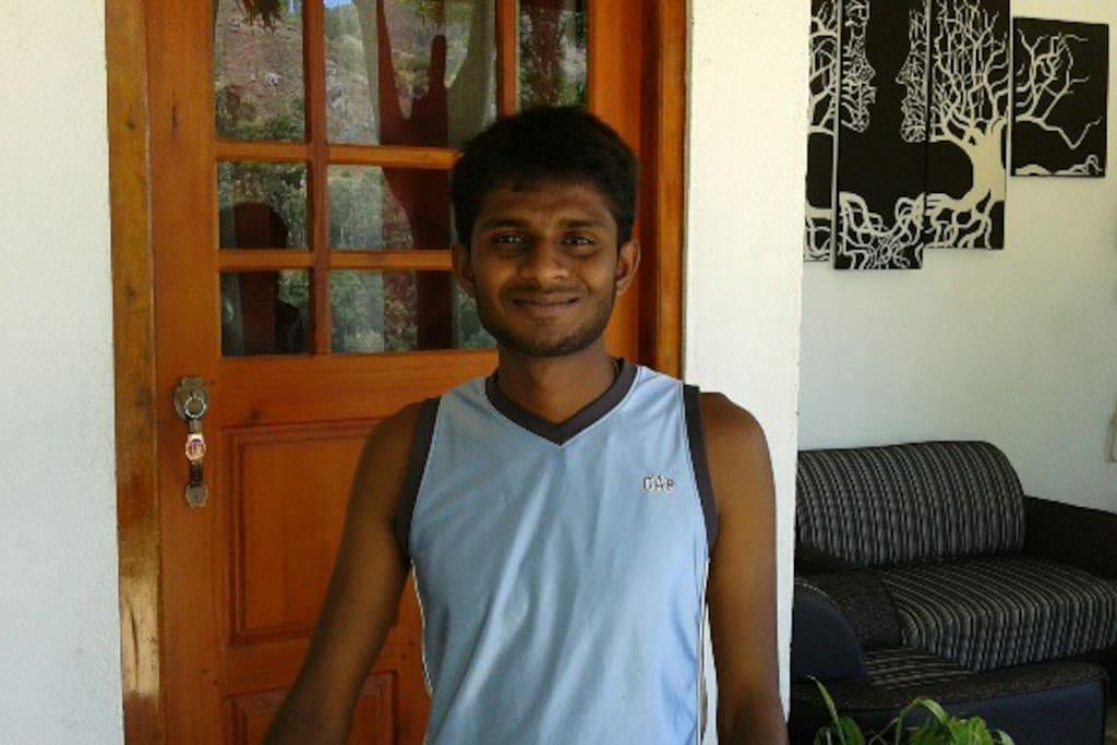 meet Madu your host