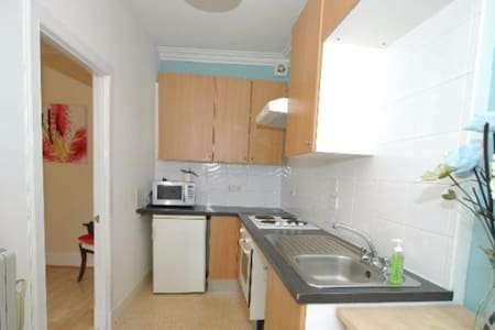 Modern Central Ayr Holiday Apartment - Ayr - Leilighet