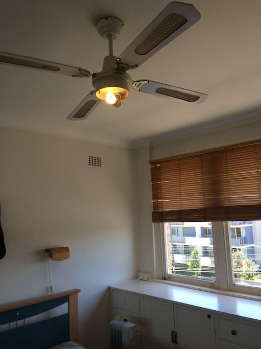 nice vintage fan