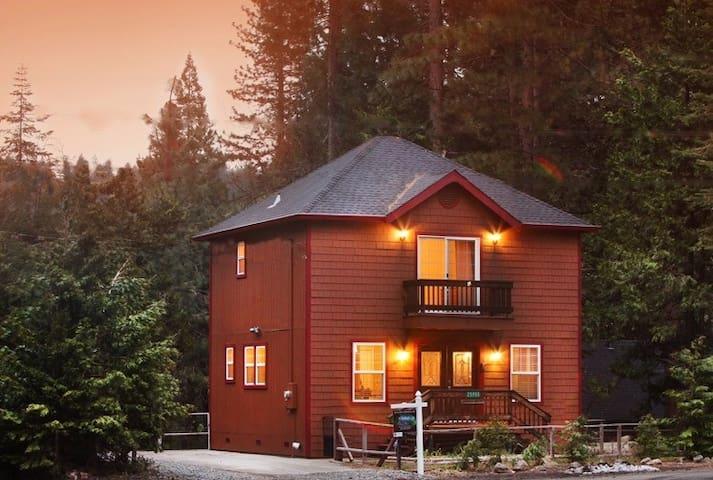 Mountain Cottage - Long Barn - Dům