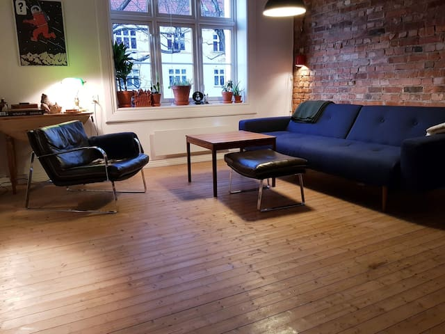 20 sqm room, modern flat close to Grünerlokka