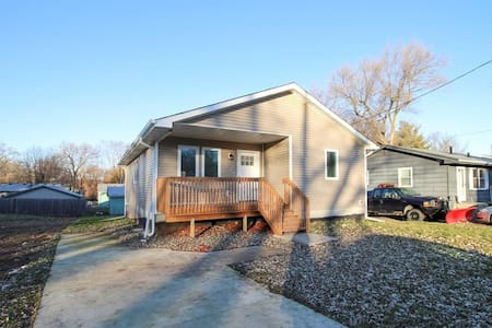 Des Moines home with easy access to downtown