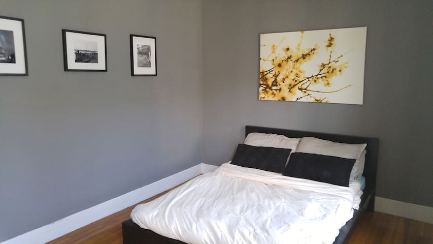 Cozy private room between Harvard & Central Square - Cambridge - Apartament
