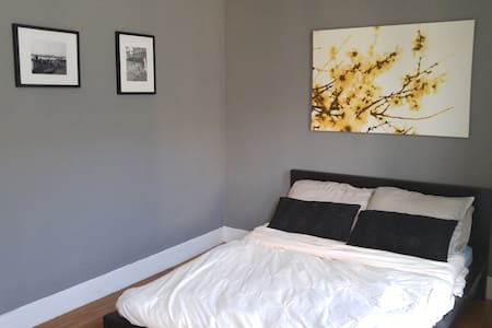 Cozy private room between Harvard & Central Square - Cambridge - Leilighet