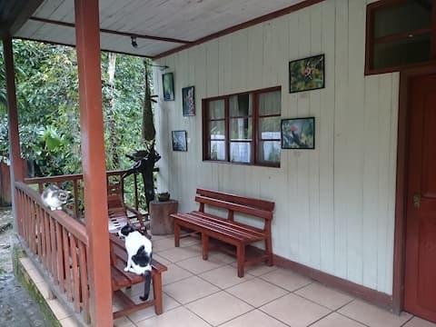 Cabaña en Los Jardines de Mandor, Machu Picchu