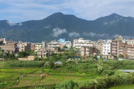 Kirtipur Home with a view