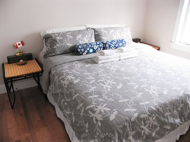 New, Clean, Bright&Private Room in Bedford #2 - Bedford - House