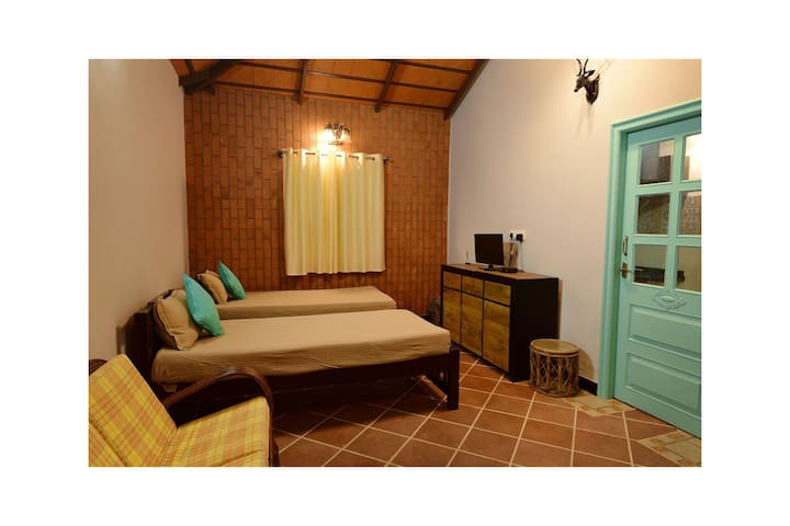 Beautiful Homestay in Chikmagalur El Jay Extension