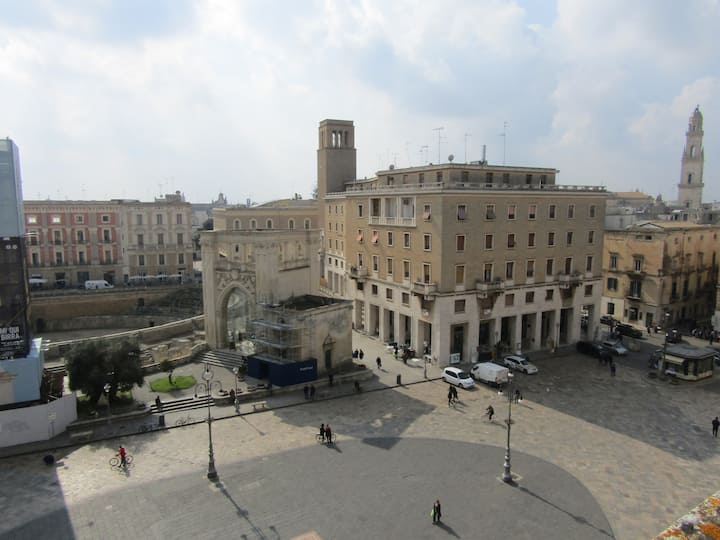 B&B Piazza Salento Stanza 1 Matrimoniale