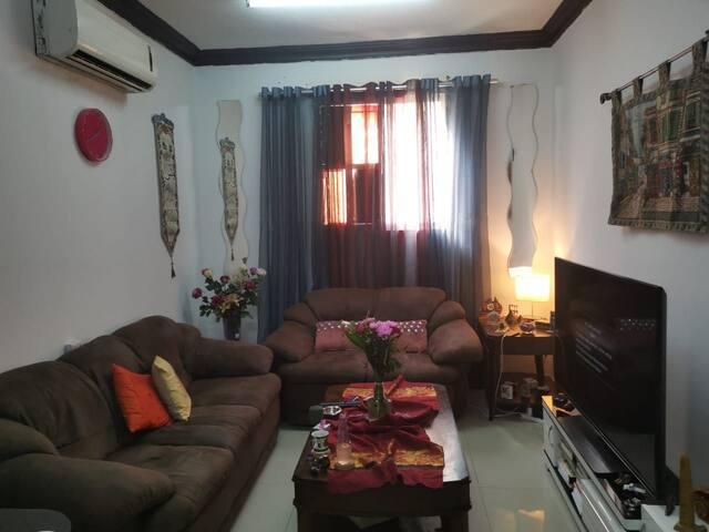 A Stylish Cosy Apartment in Malaz